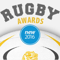 New for 2016 Rugby Awards