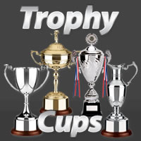 Trophy Cups for any Occasion