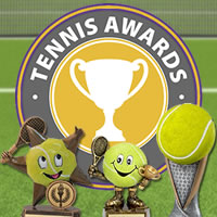 Championship Winning Tennis Trophies