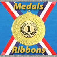 Quality Medals and Ribbons at Unbeatable Prices