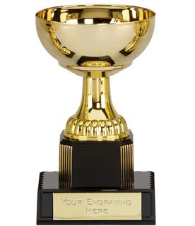 "Westbury Gold Trophy Cup 13.5cm (5.25"")"