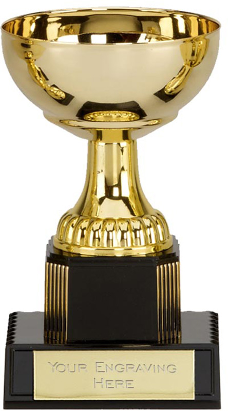 "Westbury Gold Trophy Cup 14cm (5.5"")"