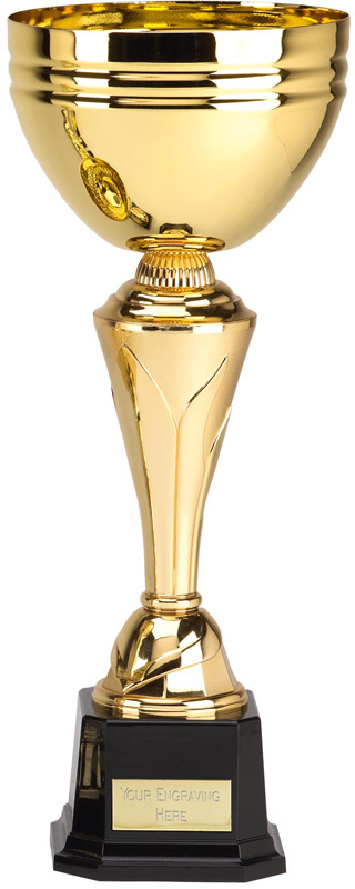 "Inferno Gold Presentation Cup 30cm (11.75"")"