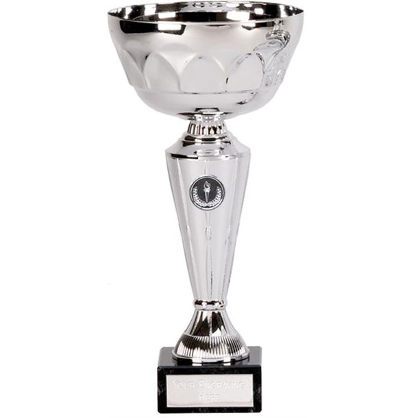 """Presentation Cup with Patterned Bowl 25.5cm (10"""")"""