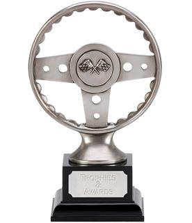 "Emblem Steering Wheel 25.5cm (10"")"