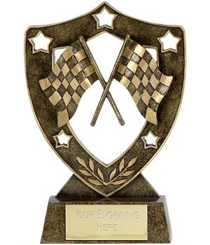 "Motorsport Shield Star 20.5cm (8"")"