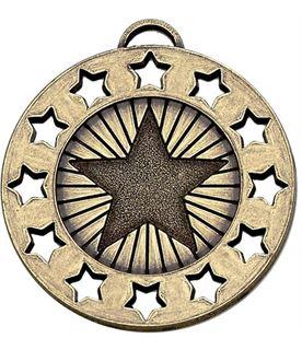 "Bronze Constellation 40 Medal 40mm (1.5"")"
