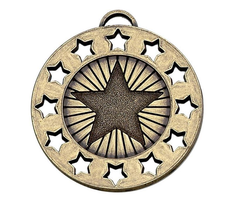 "Bronze Constellation 40 Medal 40mm (1.5"")"