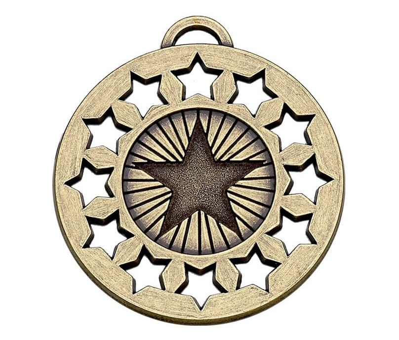 "Bronze Constellation 50 Medal 50mm (2"")"