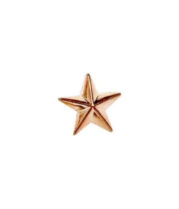 Bronze Star Lapel Badge 12mm