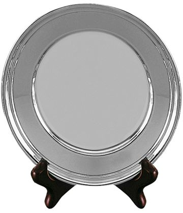 "Old English Silver Plated Salver 15cm (6"")"