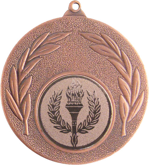 "Bronze Leaf Victory Medal 50mm (2"")"