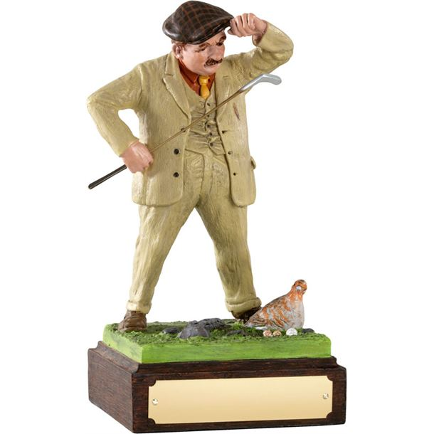 "Foul Play - Large Novelty Golf Figure 20.5cm (8"")"