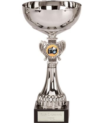 "Silver Photography Presentation Cup 24cm (9.5"")"