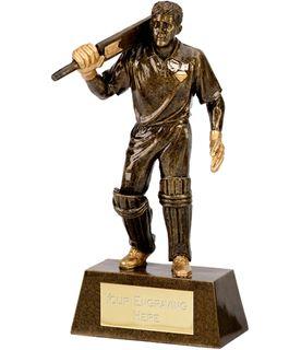 "Gold Batsman 22cm (8.75"")"