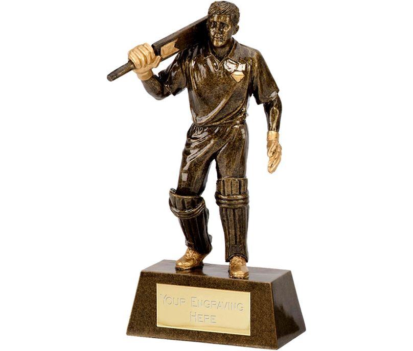 "Gold Batsman 15cm (6"")"