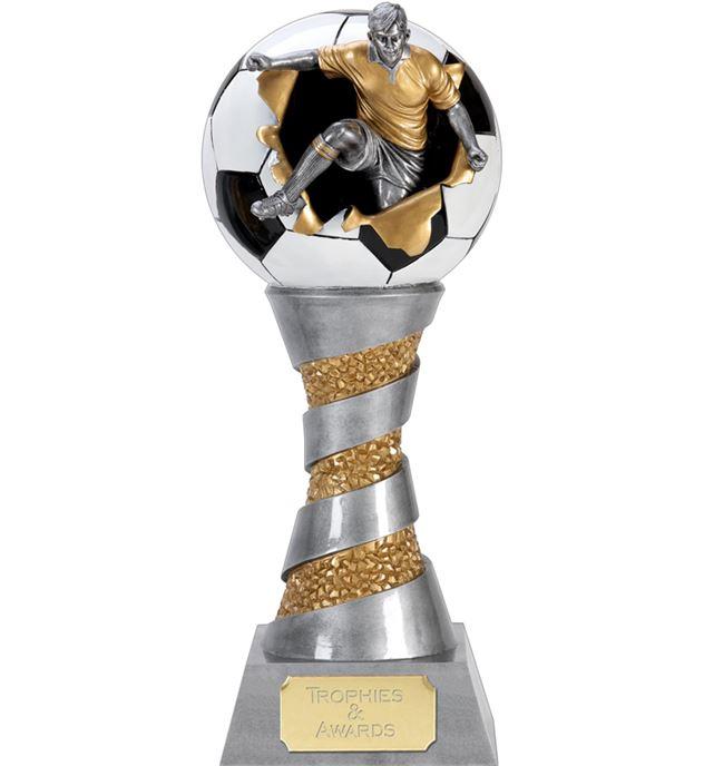 """X-Plode 3D XL Football Trophy 80cm (32"""")"""