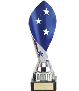 "Festival Star Silver and Blue Award 18.5cm (7.25"")"