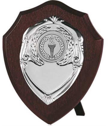 """Individual Perpetual Shield 10cm (4"""")"""
