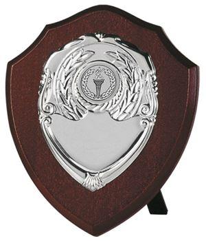 """Individual Perpetual Shield 15cm (6"""")"""