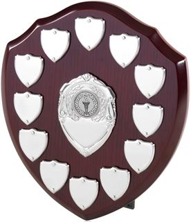 "Perpetual Value Presentation Shield 20.5cm (8"")"