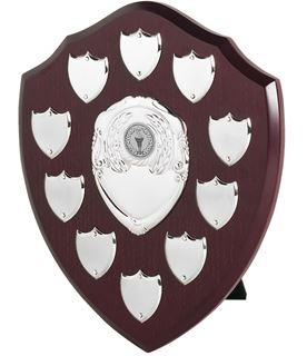 "Perpetual Presentation Shield 26.5cm (10.5"")"