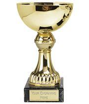 "Nordic Gold Trophy Cup 14cm (5.5"")"