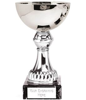 "Nordic Silver Trophy Cup 14cm (5.5"")"