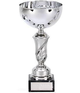 """Silver Emblem Trophy Cup 28cm (11"""")"""