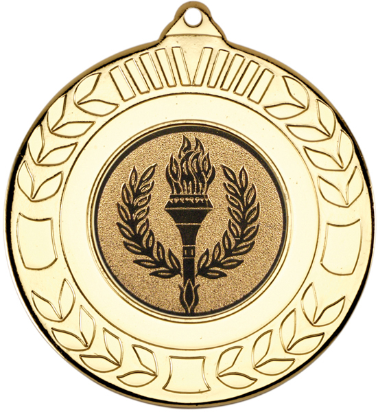 "Gold Wreath Medal 50mm (2"")"