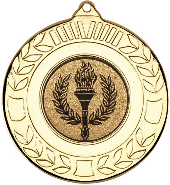 "Gold Wreath Medal 50mm (2"")"