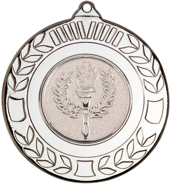 "Silver Wreath Medal 50mm (2"")"