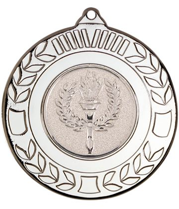 "Silver Wreath Medal 50mm (2"")"