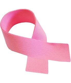 "Pink Medal Ribbon 76cm (30"")"