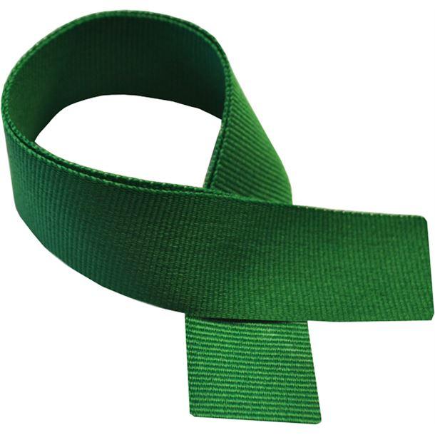"Green Medal Ribbon 80cm (32"")"