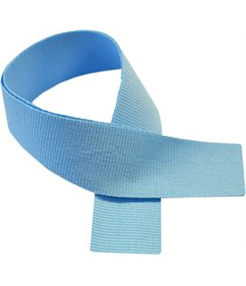 "Light Blue Medal Ribbon 80cm (32"")"