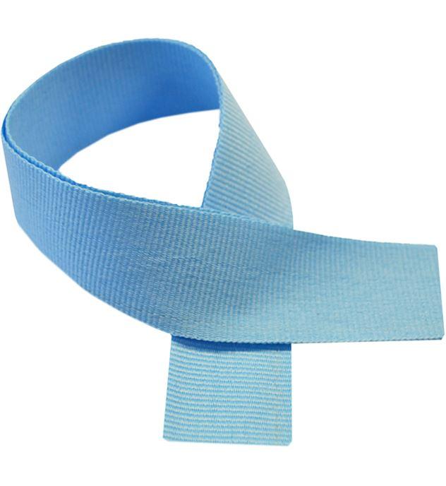 """Light Blue Medal Ribbon 80cm (32"""")"""