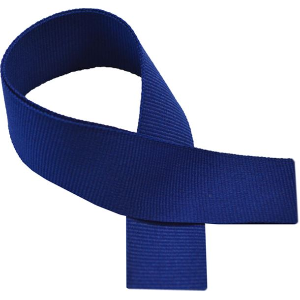 "Royal Blue Medal Ribbon 80cm (32"")"