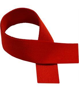 """Red Medal Ribbon 76cm (30"""")"""
