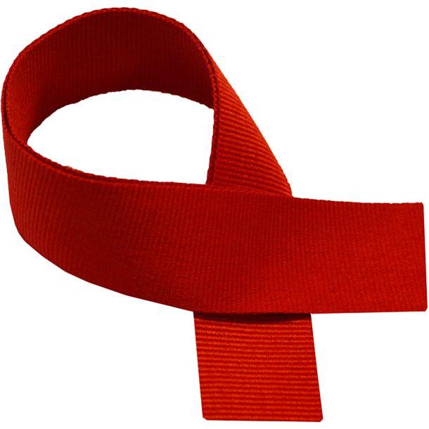 """Red Medal Ribbon 80cm (32"""")"""