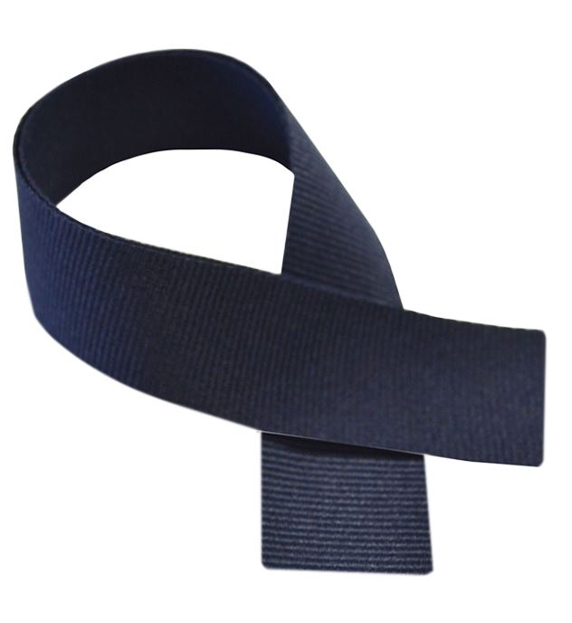 "Navy Blue Medal Ribbon 80cm (32"")"