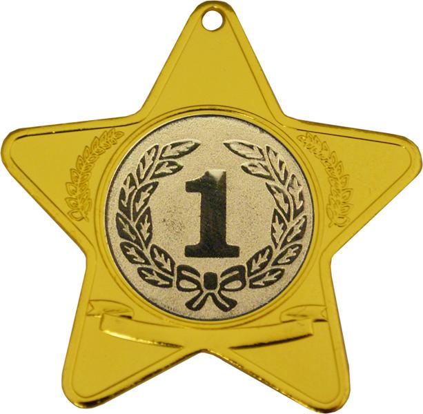 """Gold Star 50mm (2"""")"""