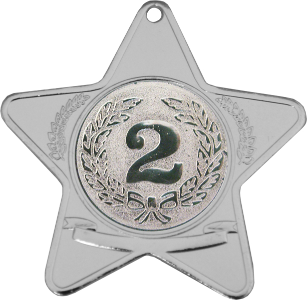 "Silver Star 50mm (2"")"