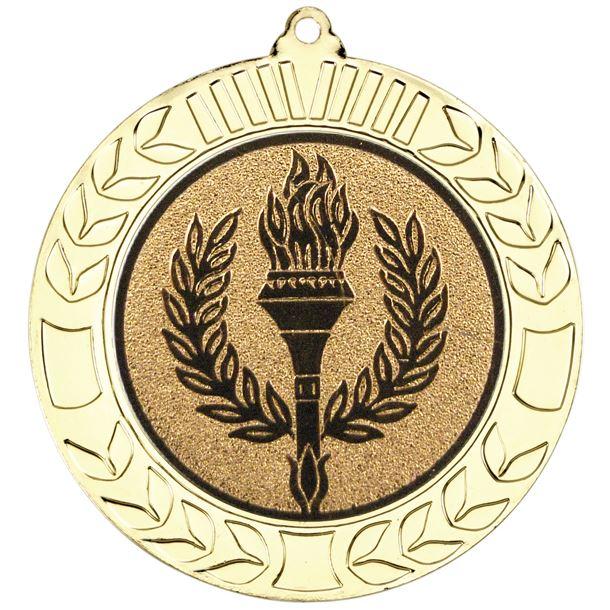 "Gold Wreath Medal 70mm (2.75"")"