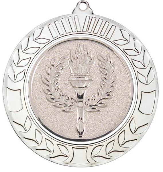 "Silver Wreath Medal 70mm (2.75"")"
