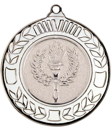 "Silver Wreath Medal 40mm (1.57"")"