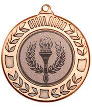 "Bronze Wreath Medal 40mm (1.57"")"