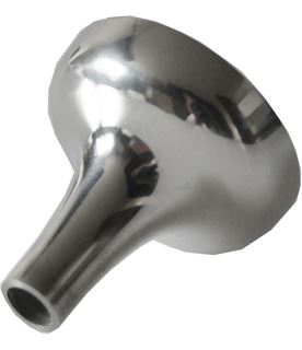 "Sheffield Pewter Hip Flask Funnel 4cm (1.5"")"