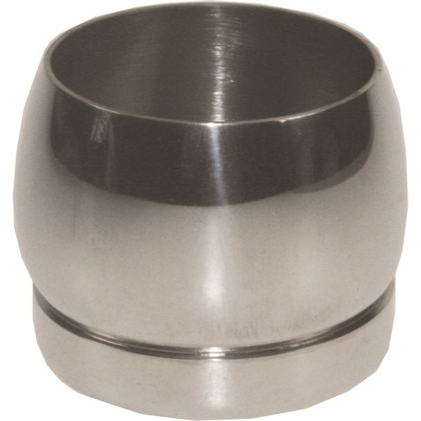 "Plain Pewter Whisky Tot 5.5cm (2.25"")"