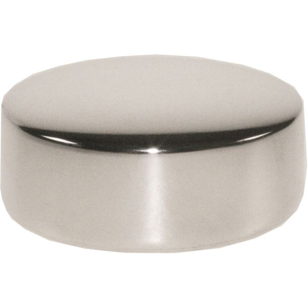 "Engravable Pewter Round Paperweight 2.5cm (1"")"
